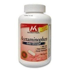 Ацетаминофен - обезболивающее средство