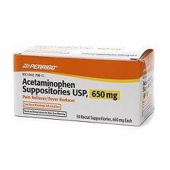 Лекарственная форма Ацетаминофена - таблетки