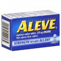 Противовоспалительное средство Алив