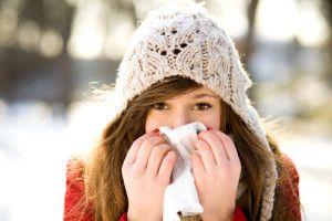 Аллергия на холод, причины, симптомы, лечение