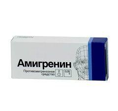 Противомигренозное средство Амигренин