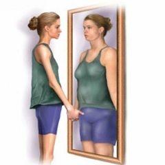 Нервная анорексия - серьезное заболевание, которому подвержены преимущественно девушки