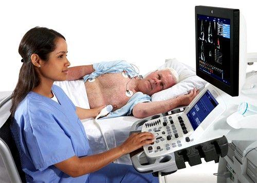 Диагностика заболевания сердца - эхокардиография