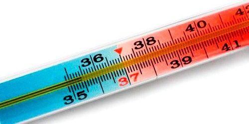 Reducerea temperaturii corpului ca un semn al tiroidita regimului