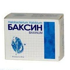 Баксин - биологически активная добавка