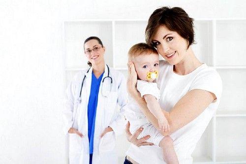 Liječenju drozd kod djece