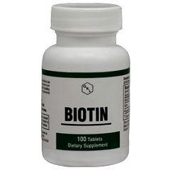 Таблетки Биотин