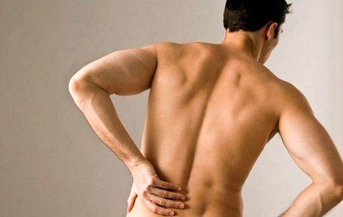 Česti stresnim situacijama ili rad u vezi s njima i prekomjerne vježbe može dovesti do bolova u leđima