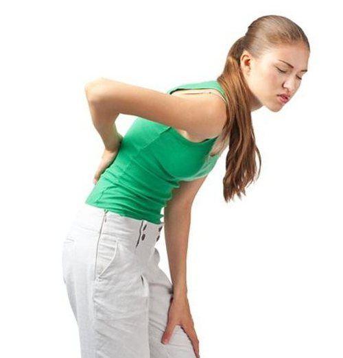 Uzroci bolova u leđima iznad struka