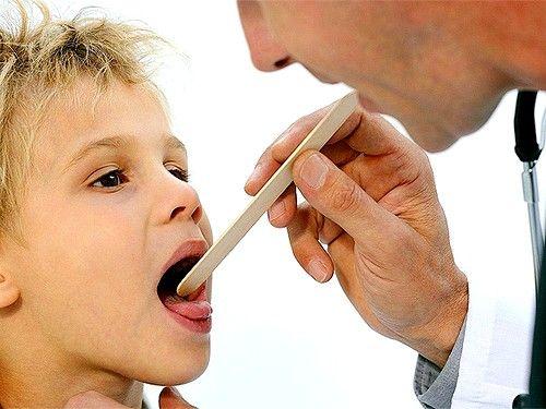 Лечение воспаленных лимфоузлов у детей