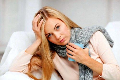 Durere în gât în timpul sarcinii