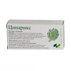 Tsinariks tablete