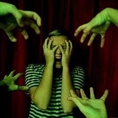 delirium tremens - psihoză acută