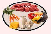 Dieta po gruppe krovi