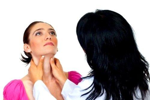 Признаки диффузных изменений щитовидной железы