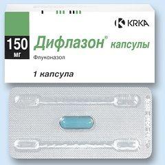 Дифлазон в дозировке 150 мг