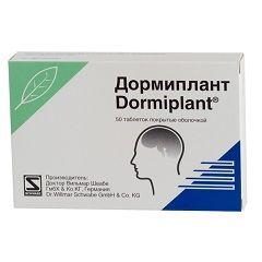 Снотворный препарат Дормиплант