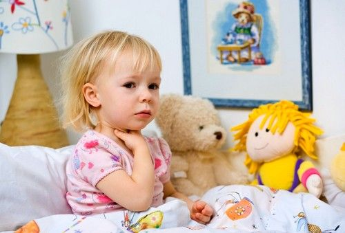 Upala grla kod djece pojavljuje se u prirodi u hladnom periodu godine