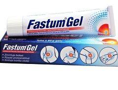 Фастум-гель - средство для лечения заболеваний опорно-двигательного аппарата