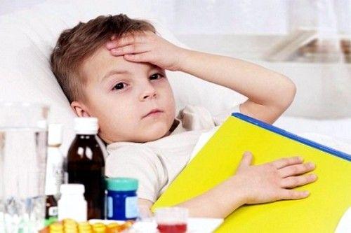 Febrilnih konvulzija u djece