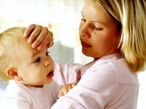 Tipično konvulzije javljaju sa povećanjem temperature tijela do 38, pa čak i 40 stepeni