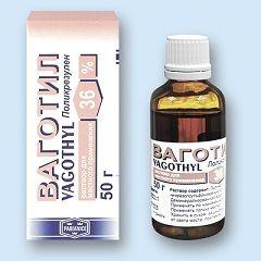 Ваготил - аналог Ферезола