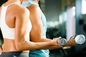 fitness bez meru