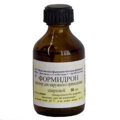 Антисептическое средство Формидрон
