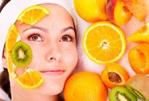 Фруктовый пилинг - пилинг фруктовыми кислотами
