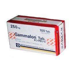 Препарат Гаммалон 250 мг