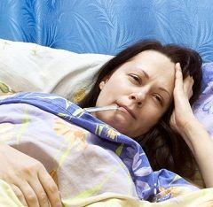Повышение температуры тела и общая интоксикация - симптомы геморрагической лихорадки