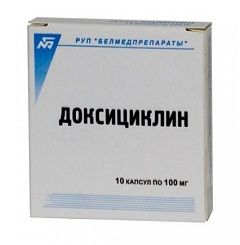 Доксициклин - антибиотик для лечения гонореи