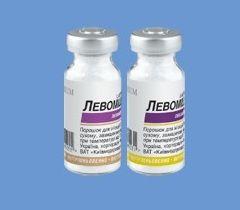 Левомицетин - антибиотик для лечения холеры