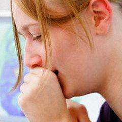 Persistente tuse - un simptom al bronșitei cronice