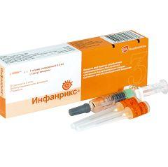 Комбинировання вакцина Инфанрикс