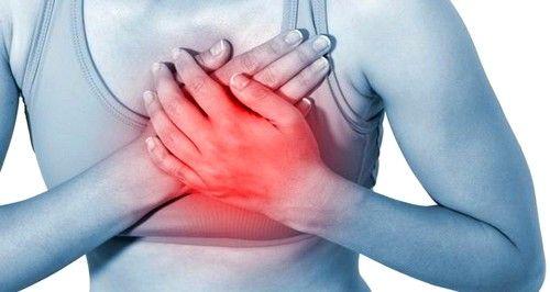 glavni razlog za pojavu srčanog udara se zove visok nivo holesterola u krvi