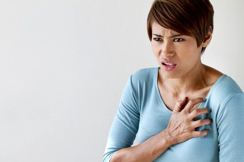Kada je srčani udar pojavljuje nedostatak daha