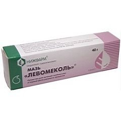 Мазь Левомеколь - аналог Ируксола