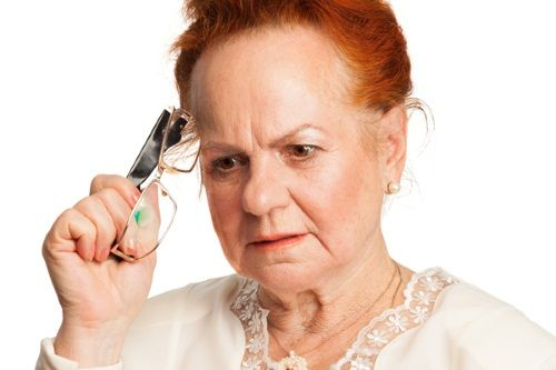 Снижение памяти при ишемии мозга