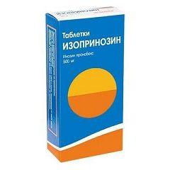 Противовирусный препарат Изопринозин