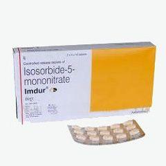 Таблетки Изосорбида мононитрат