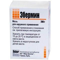 Регенерирующее средство Эбермин