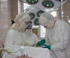 Экстренная хирургическая помощь