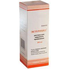 antibakterijski Ekteritsid