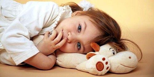 Энтероколит у детей