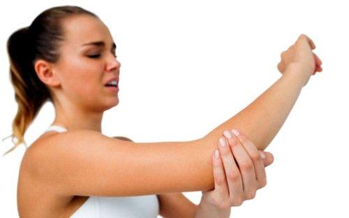 Epicondilită articulației cotului este o deteriorare articular fixare tesutului tendon inflamatorii și degenerative articulare la zona humerusului