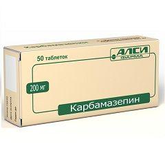 Карбамазепин - противоэпилептическое средство