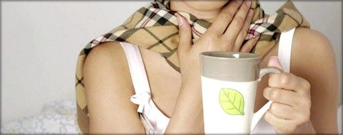 горло - главный защитник для организма