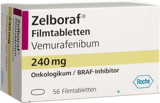 Препарат для лечения неоперабельной и метастазирующей меланомы