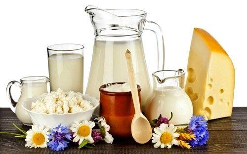 Обязательно употребление кисломолочных продуктов